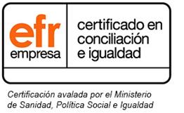 Certificación EFR