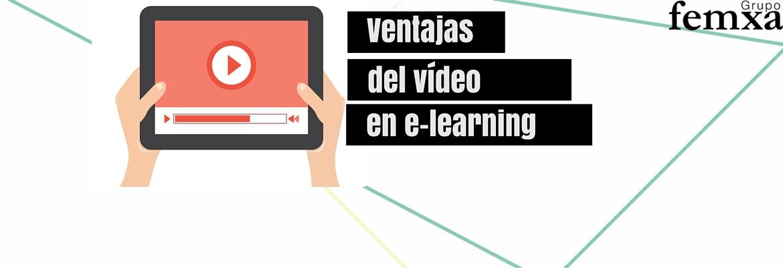 Las ventajas del vídeo en la formación e-learning