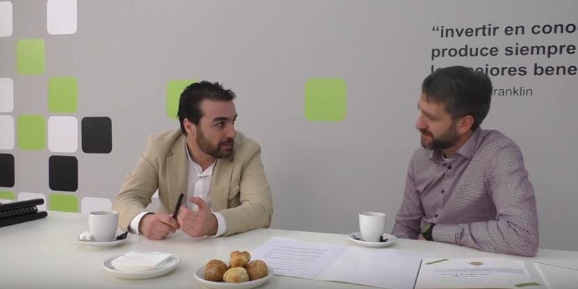 Entrevista del Grupo Femxa a Ismael Rego en los Desayunos de Femxa.