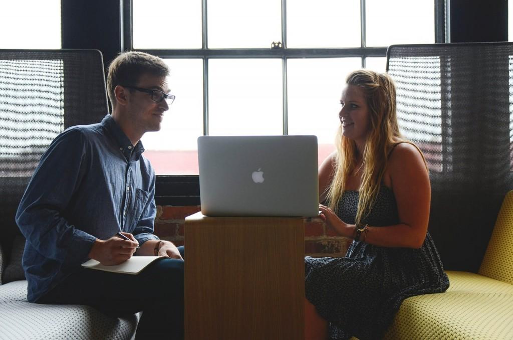 Prácticas en empresas con los programas de formación
