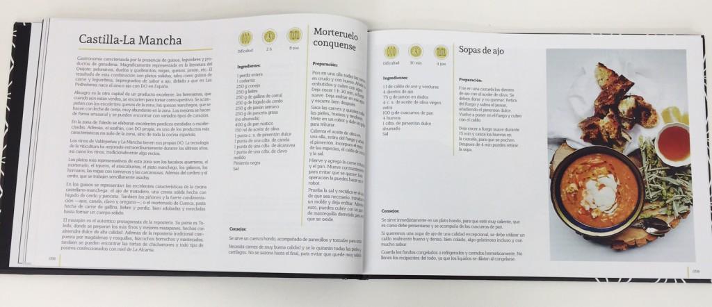 edición deluxe páginas interiores