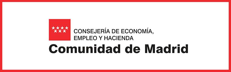 Logotipos de la comunidad de Madrid