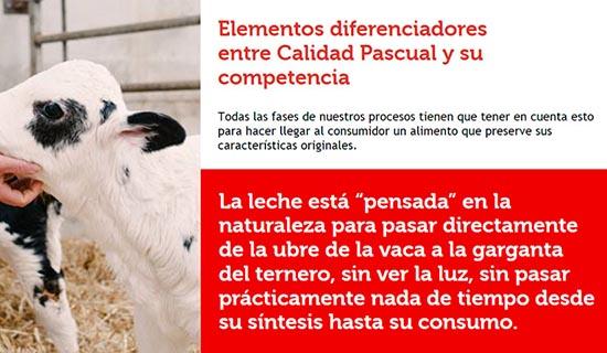 Lema de Calidad Pascual