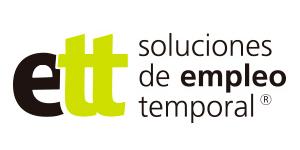 Logotipo de ett soluciones de empleo temporal