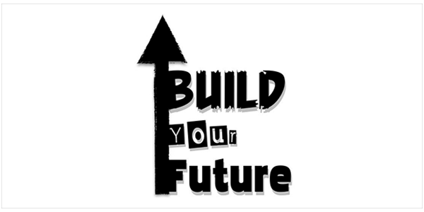 Logotipo proyecto europeo Erasmus + Build your future