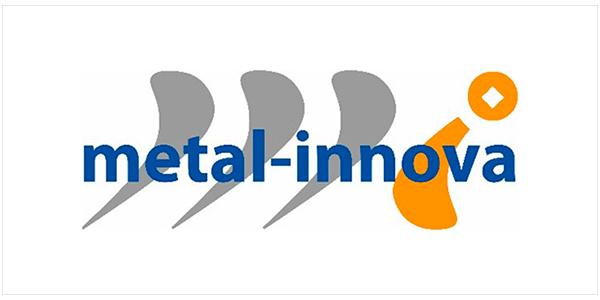 Logotipo proyecto europeo Metalinnova