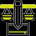 Icono igualdad para proyectos de contenidos e-learning