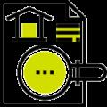 Icono para Sales Clinic. Proyectos de contenidos e-learning