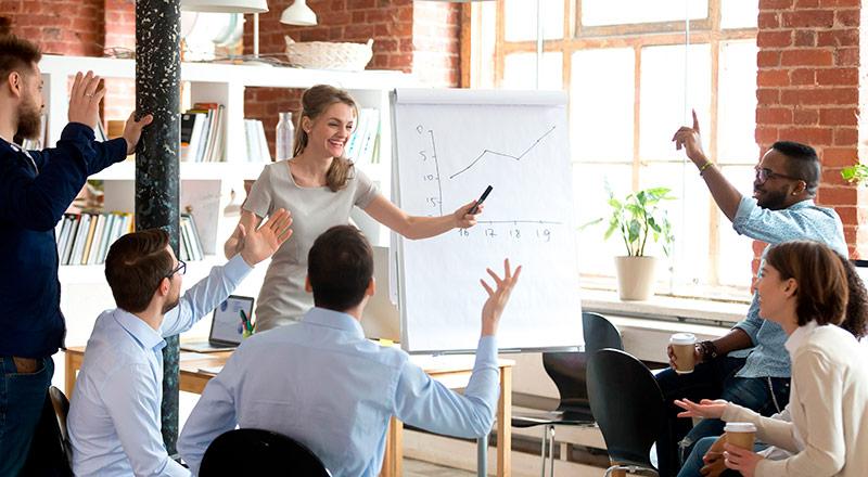 eficiencia profesional formación empresas