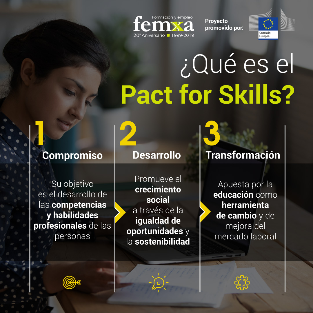 que es pact for skills