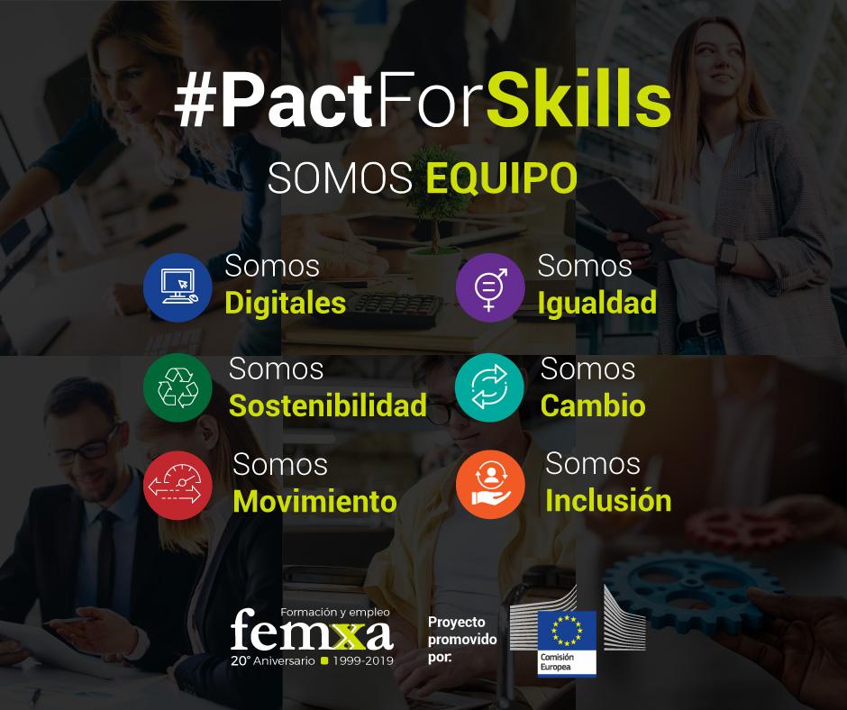 pact for skills rsc femxa