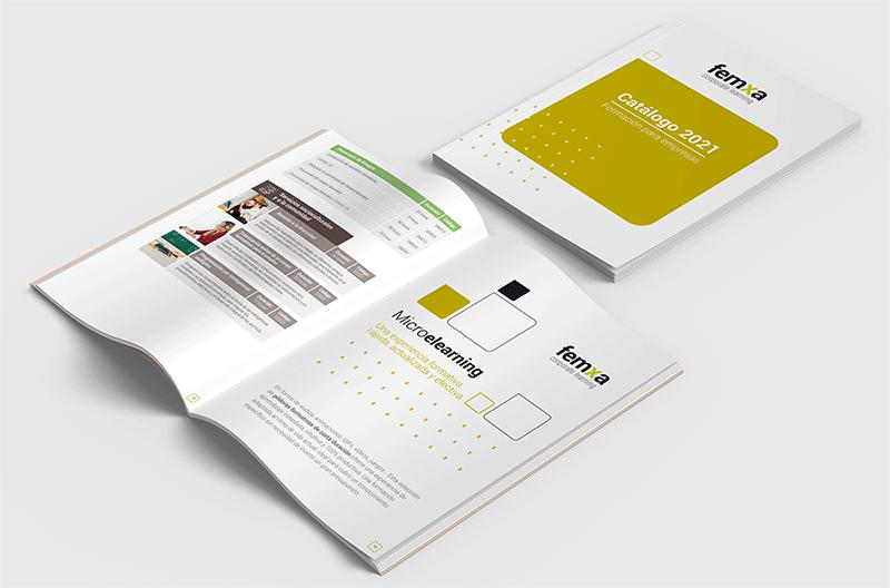 Femxa Catálogo Formación Empresas