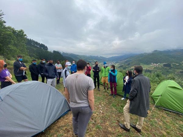 Grupo Femxa visita la 37 expedición Folm en Cantabria