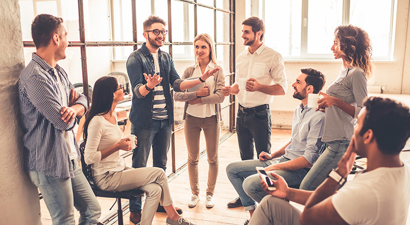 aplicación de la gamificación en formaciones de empresa